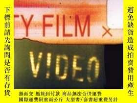 二手書博民逛書店A罕見History Of Experimental Film And Video-實驗影視史Y436638