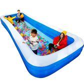 超大號成人游泳池家用加厚寶寶水上樂園嬰兒泳池兒童家庭充氣水池
