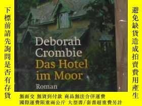 二手書博民逛書店德語原版罕見Das Hotel im Moor: Roman v