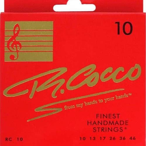 【敦煌樂器】Richard Cocco RC10 電吉他套弦