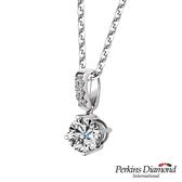 鑽石項鍊 PERKINS 伯金仕 Anne系列 0.30克拉鑽石項鍊
