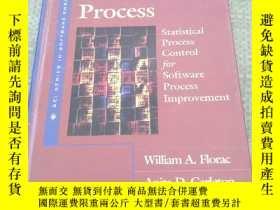 二手書博民逛書店Measuring罕見the Software Process(測量軟件過程)精裝 沒勾畫Y6318 Will