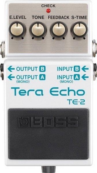☆ 唐尼樂器︵☆ BOSS TE-2 Tera Echo 空間 效果器 TE-2