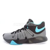 Nike KD Trey 5 V EP [921540-004] 男鞋 運動 籃球  黑 水藍
