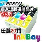 EPSON No.193 相容墨水匣‧2...