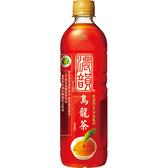 茶裹王濃韻烏龍茶600ML【愛買】