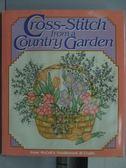 【書寶二手書T7/美工_YAX】Cross-Stitch From a Country Garden