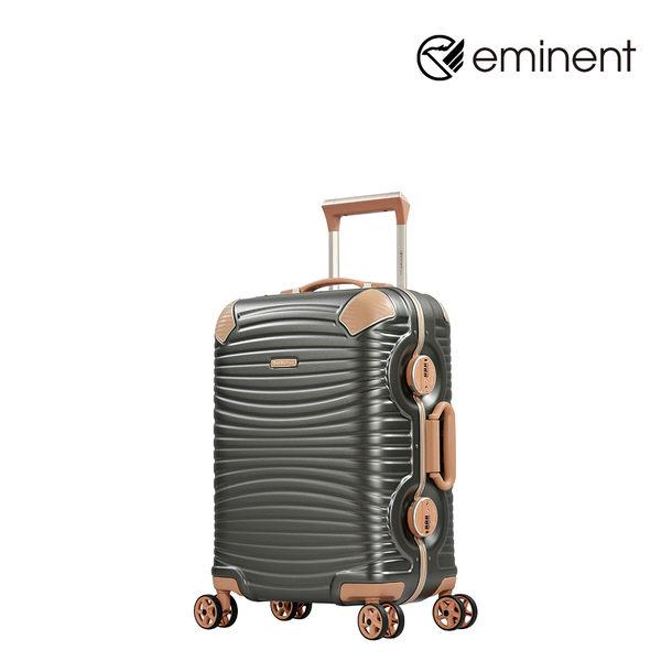 eminent【賈斯特】金點設計優雅品味PC行李箱 28吋(新橄欖)9R1