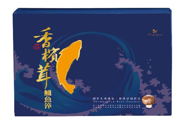 親家香濱茸鱸魚淬 60ml / 10入 / 禮盒   *維康*