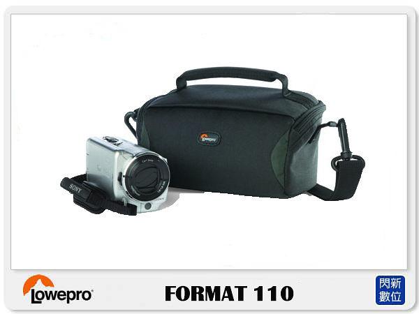 Lowepro 羅普 Format 110 豪曼 110 斜肩 手提 單肩 相機包 內尺寸 17.5 x 9 x 8cm (公司貨)