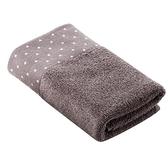 簡約毛巾吸水洗臉情侶家用男女柔軟加厚【雲木雜貨】