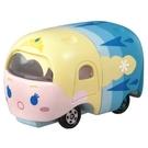 【震撼精品百貨】迪士尼Q版_tsum tsum~迪士尼小汽車 TSUMTSUM 冰雪奇緣艾爾莎#85767