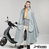 連身雨衣 琴飛曼雨衣電動車雨披加大加厚單人女騎行全身防暴雨摩托車男雨衣 酷男
