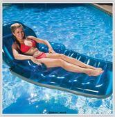 充氣浮排 水上充氣座椅充氣浮排 igo薇薇家飾
