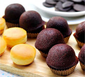 杏芳乳酪球1盒+巧克力布朗尼1盒+脆皮布朗尼1盒