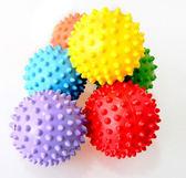 永曄 8公分健康觸覺球/按摩球-3粒裝@台灣製