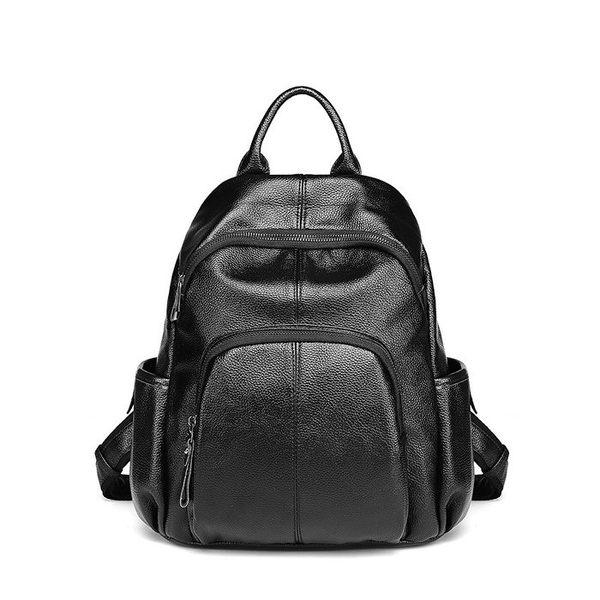 後背包 側背包 多功能背包 牛皮背包 真皮包包 防盜背包 防滑大容量 【城市風潮】DL 7751