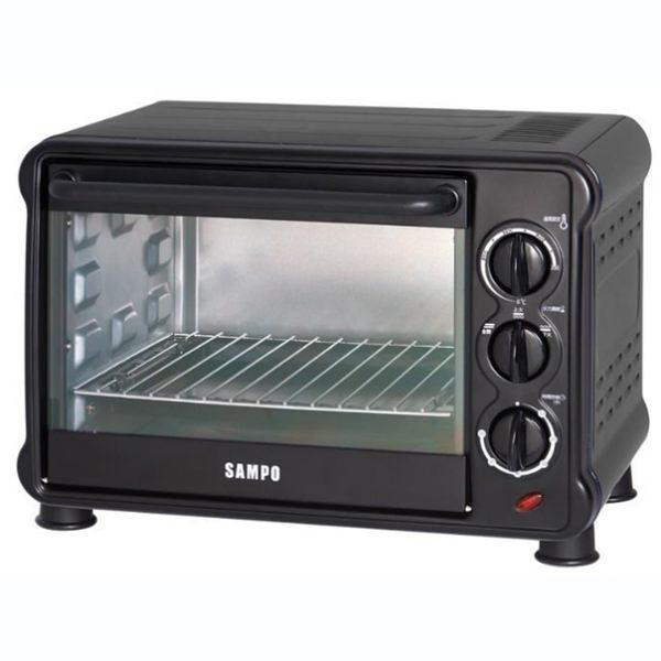 【中彰投電器】SAMPO聲寶(20L)電烤箱,KZ-PB20【全館刷卡分期+免運費】