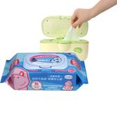 【奇買親子購物網】寶貝可愛Nac Nac 嬰兒濕紙巾加熱器+貝恩EDI超純水嬰兒柔濕巾(80抽)(無香料)