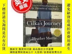 二手書博民逛書店西爾卡的旅程罕見英文原版 Cilka s Journey 奧斯維