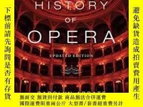 二手書博民逛書店A罕見History Of OperaY255174 Carol