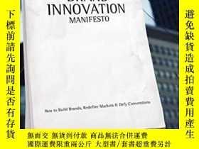 二手書博民逛書店Brand罕見Innovation ManifestoY256260 John T. Grant Wiley