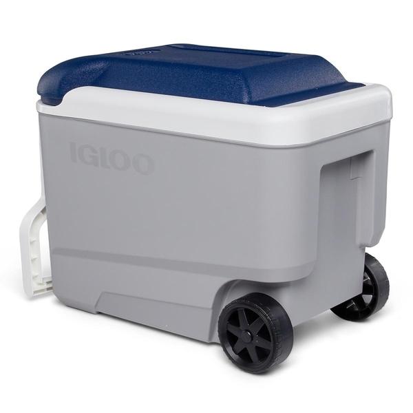 Igloo 美國製 38 公升滾輪式冰桶
