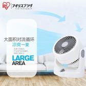 日本迷你空氣循環扇靜音節能家用電風扇台式渦輪對流扇igo