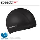 【Speedo】成人款合成泳帽 Ultra Pace (黑) SD8017310001