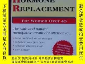 二手書博民逛書店Natural罕見Hormone Replacement (Fo