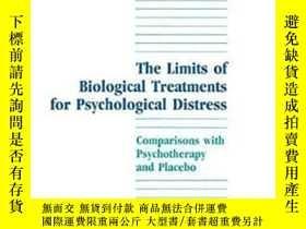 二手書博民逛書店The罕見Limits of Biological Treatments for Psychological Di