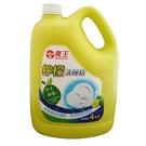 鷹王洗碗精(檸檬)4kg【愛買】