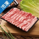 黑豬五花烤肉片500G/盒【愛買冷凍】