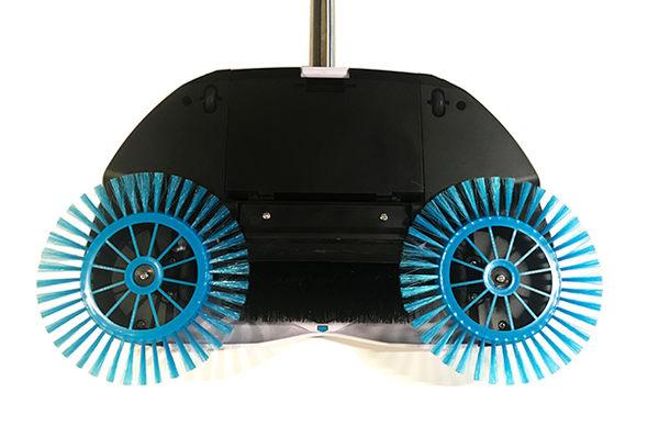 旋風級免電拖地除塵掃地機