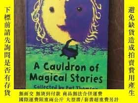 二手書博民逛書店A罕見Cauldron of Magical StoriesY12800 Pat Thomson Corgi