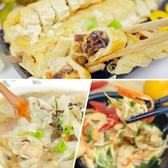 年菜預購【高興宴】素人上菜-人氣首選單人套餐組(素鵝卷+涼拌豆皮+蝦仁羹)
