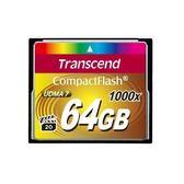 【新風尚潮流】創見記憶卡 64G CF 1000X CF1000 極致效能 TS64GCF1000