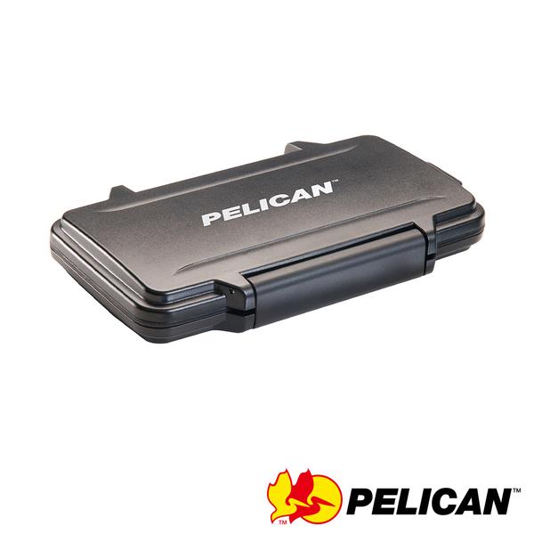 美國 PELICAN 派力肯 0915 SD記憶卡盒 (黑) Sandisk 創見 通用收納箱 SDHC SDXC 公司貨