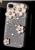✿ 3C膜露露 ✿ {清新花朵*華麗貼鑽系列} 適用各種手機型號 手機殼 手機套 保護殼 保護套