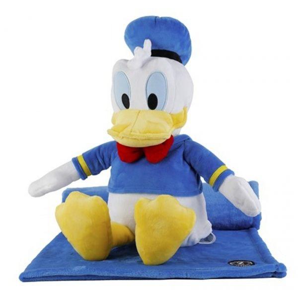 寶寶毯 嬰兒毯 彌月禮 Zoobies 迪士尼多功能玩偶抱毯 唐老鴨 黛絲 高飛