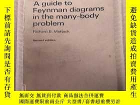 二手書博民逛書店A罕見guide to Feynman diagrams in the many-body problem(P20