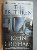 【書寶二手書T7/原文小說_MEG】The Brethren_John Grisham