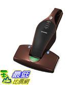 [107東京直購]  Iris OHYAMA 乾電池被褥吸塵器 , 棕色