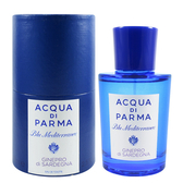 Acqua di Parma 藍色地中海系列-撒丁島淡香水 75ml - WBK SHOP
