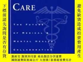 二手書博民逛書店Integrated罕見Primary Care: The Fu