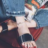 時尚個性腳鏈女潮人腳環日正韓簡約復古足鏈飾品【店慶活動明天結束】