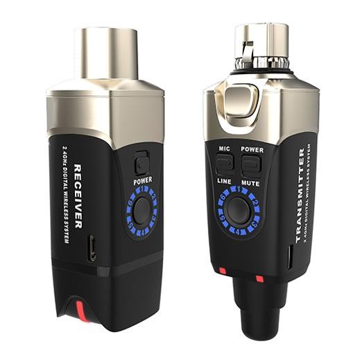 美國 Xvive U3 2.4G 無線麥克風系統 接收器 發射器 公司貨 一年保固