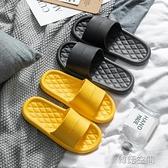 拖鞋女夏天情侶室內家用防滑洗澡居家浴室防臭涼拖鞋男一對家居拖 【韓語空間】