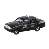 TOMICA 小車 51 豐田 黑色計程車 TOYeGO 玩具e哥