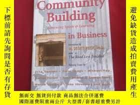 二手書博民逛書店COMMUNITY罕見BUIIDINGY179070 COMMUNITY BUIIDING COMMUNITY